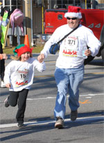 Advice 5k Turkey Trot - Duck, NC