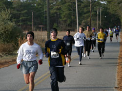 Distance Series 2003-04