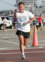 Fleet Week Half Marathon