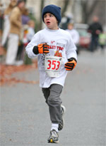 Potter Homes Turkey Trot 5k