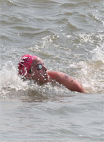 Jack King Open Water Swim