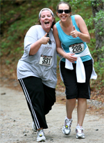 Nags Head Woods 5k 2008