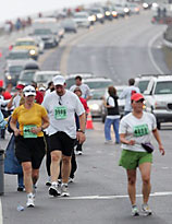 OBX Marathon, Half Marathon and Kelly Hospitality Group Fun Run