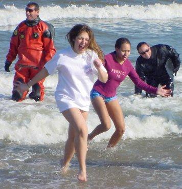 Polar Plunge Virginia Beach  Pictures