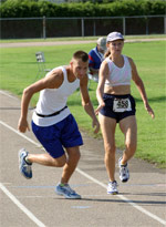 Tidewater Striders Mile